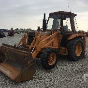 1990 CASE 580G Loader Backhoe