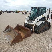 2002 BOBCAT T190 Multi Terrain Loader
