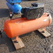 2006 DEVILBISS E40H510 Electric Shop Air Compressor
