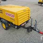 ATLAS COPCO XAS96DD S/A Air Compressor