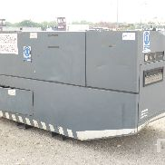 1989 ATLAS COPCO ZR245 Electric Skid Mounted Air Compressor