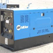 2004 MILLER BIG BLUE 600DX Skid Mounted Multi-Function Unit
