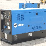 2005 MILLER BIG BLUE 500X Skid Mounted Multi-Function Unit