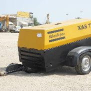 2005 ATLAS COPCO XAS77DD Portable Air Compressor
