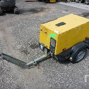 2012 KAESER M20 S/A Air Compressor Parts/Stationary Construction-Other