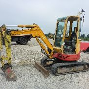 2007 YANMAR VIO25 Mini Excavator Parts/Stationary Construction-Other