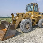 1985 CATERPILLAR 936 Wheel Loader