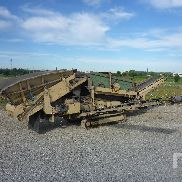 2009 REV GS45SP 2550 mm x 14000 mm 2 Deck Crawler-Siebanlage