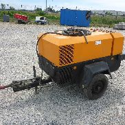 2001 INGERSOLL-RAND 741 S/A Air Compressor