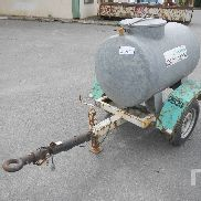 2001 GOURDON S/A Water Tank Trailer