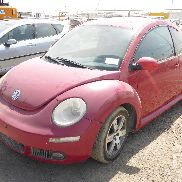2006 VOLKSWAGEN BEETLE Automobile