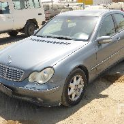 2004 MERCEDES-BENZ C200 Kompressor Automobile