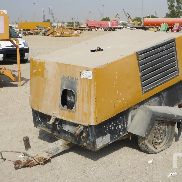 2001 KAESER M51 Portable Air Compressor