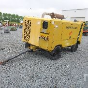 1997 INGERSOLL-RAND XP750 T/A Air Compressor