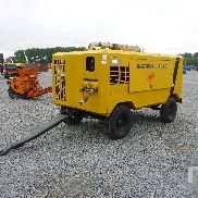 1998 INGERSOLL-RAND XP750 T/A Air Compressor