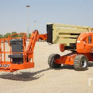 2008 JLG 450AJ 4x4 Articulated Boom Lift