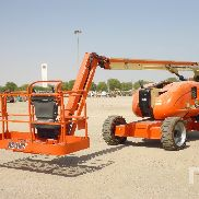2007 JLG 600AJ 4x4 Articulated Boom Lift