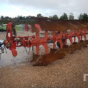 2010 GREGOIRE BESSON RWY7 516 170 10 5 Bottom Moldboard Plow