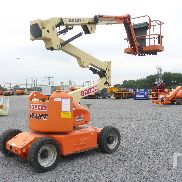 2002 JLG E450AJ Electric Articulated Boom Lift