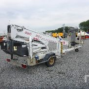 2005 DINO 210XT Tow Behind Articulated Boom Lift