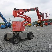 2007 HAULOTTE HA12PX 4x4 Articulated Boom Lift
