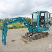 2011 TAKEUCHI TB228 Mini Excavator (1 - 4.9 Tons)