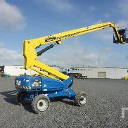 2008 JLG M600JP 4x4 Articulated Boom Lift