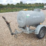 2007 YSM CT75 550 Litre Water Tank Trailer