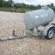 2007 YSM CT75 550 Litre S/A Water Tank Trailer