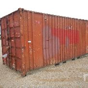 1989 20 Ft Container