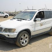 2003 BMW X5 4.4I AWD Sport Utility Vehicle