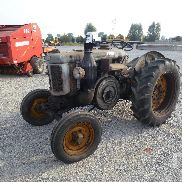 1957 LANDINI L30 Antique Tractor