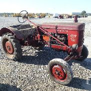 1954 HANOMAG R12 Antique Tractor