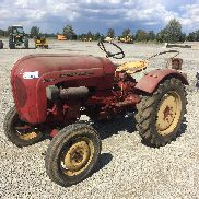 1964 PORSCHE DIESEL JUNIOR 1 Antique Tractor