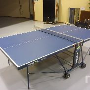 STIGA MEGA CS Table Tennis Table Miscellaneous Industrial - Other
