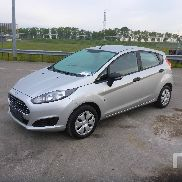 2015 FORD FIESTA 1.25 Car