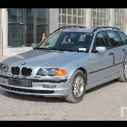 2001 BMW 320D Automobile