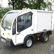 2010 GOUPIL G3 Electric Utility Vehicle