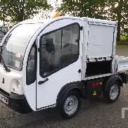 2012 GOUPIL G3 Electric Utility Vehicle