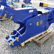 UNUSED 2017 RENT DEMOLITION RD20 Hydraulic Rotating Pulverizer Attachment
