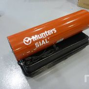 UNUSED MUNTERS JAZ40D Heater