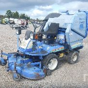 2009 ISEKI SF230 1200 mm 4x4 Front Mount Lawn Mower