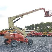 2006 JLG M600JP 4x4 Electric Articulated Boom Lift