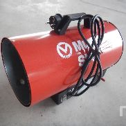 UNUSED MUNTERS KID10ME Heater
