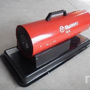 UNUSED MUNTERS GRYD15 Heater