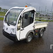 2011 GOUPIL G3 Electric Utility Vehicle