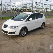 2010 SEAT ALTEA XL1.6 ECO Car
