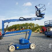 2005 UPRIGHT AB38 Electric Articulated Boom Lift