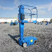 2006 UPRIGHT TM12 Electric Vertical Manlift Boom Lift