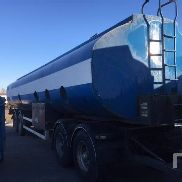 1982 HOLLMING 2+2 Tank Trailer